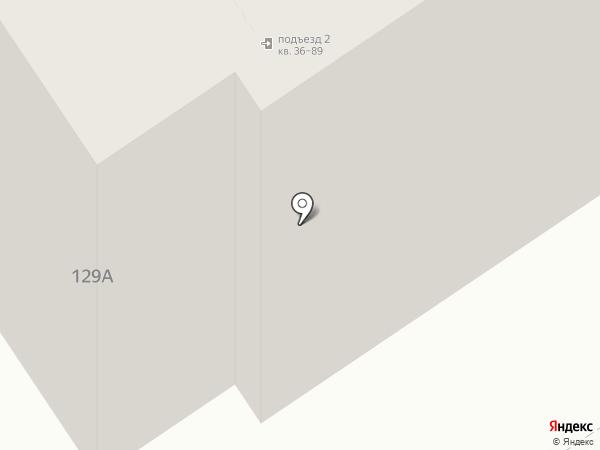 СтройРегионСервис на карте Бердска