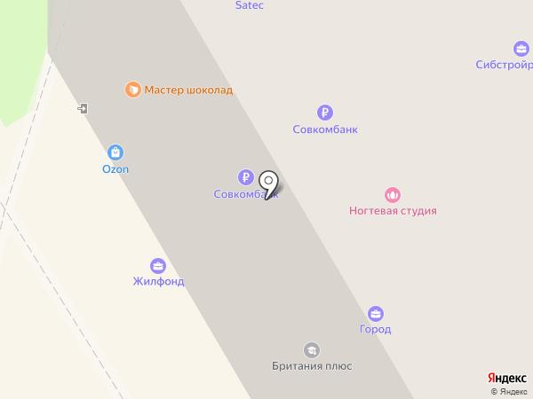 АЛМАР СТ на карте Бердска