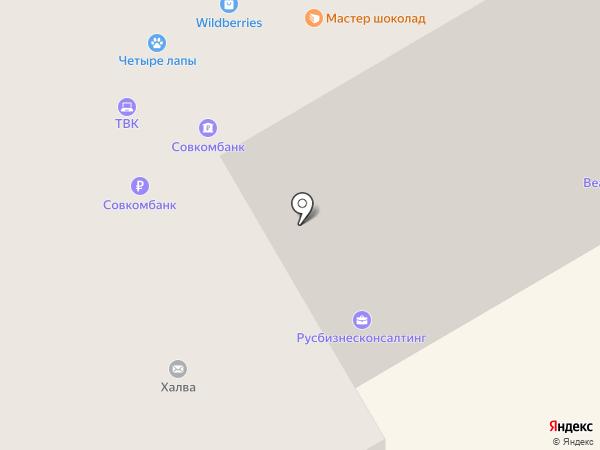 Суламифь на карте Бердска