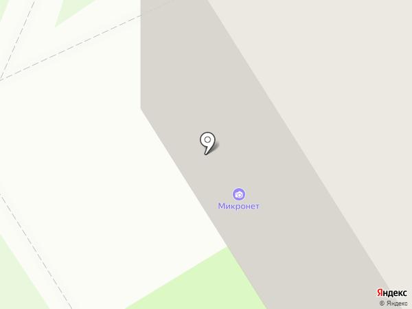 Салон оперативной полиграфии на карте Бердска