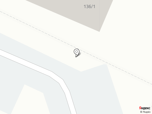 Птицефабрика Октябрьская на карте Бердска
