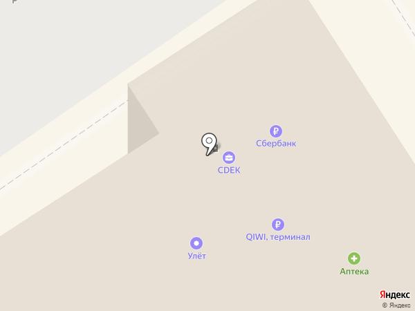 Pandora на карте Бердска