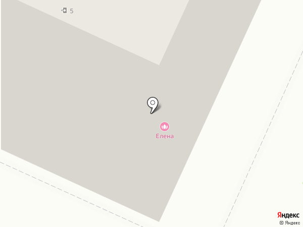 Елена на карте Бердска