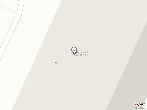 Орхидея на карте Бердска