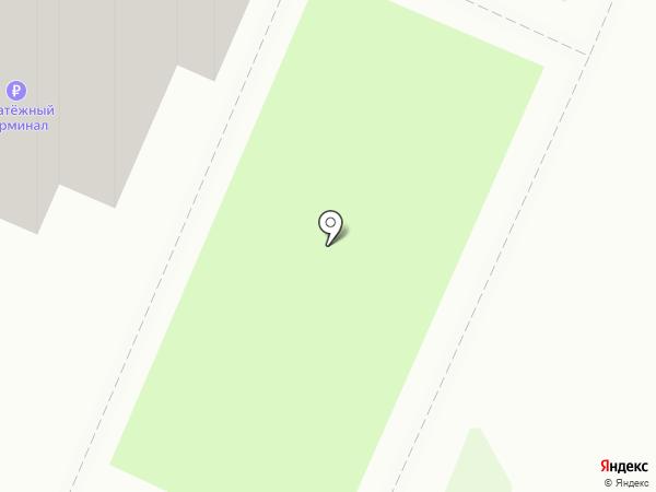 Лаборатория стиля Киры Поповой на карте Бердска