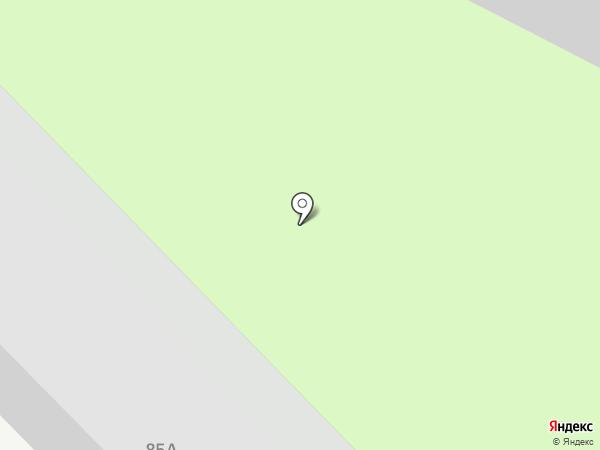 CAReta на карте Бердска