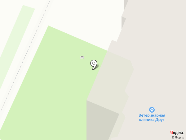 SLIM на карте Бердска