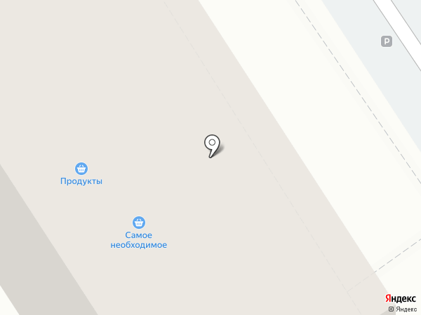 Кружка-Бочка на карте Бердска