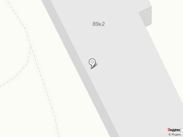Автомойка на Боровой на карте Бердска