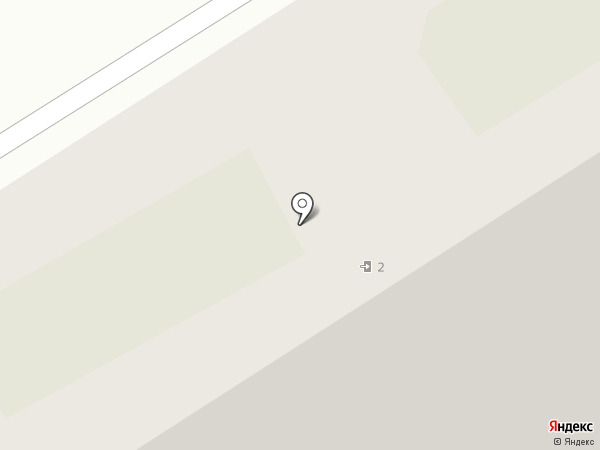 Бердск на карте Бердска