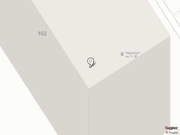Индивидпроект на карте Бердска