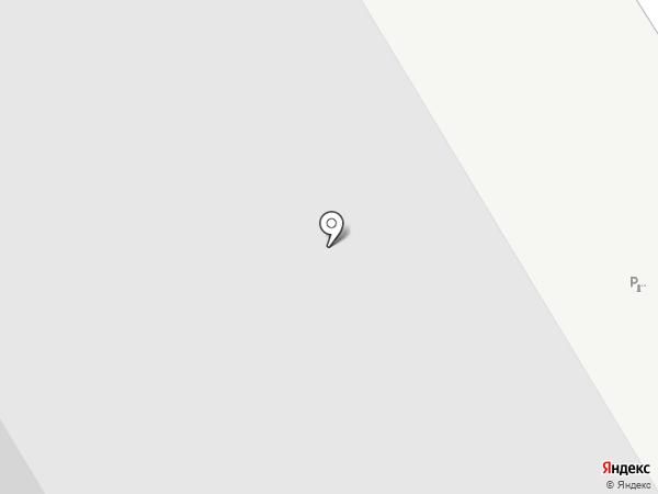 Гребе на карте Бердска