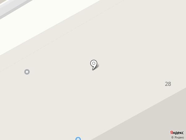 Домашний на карте Бердска