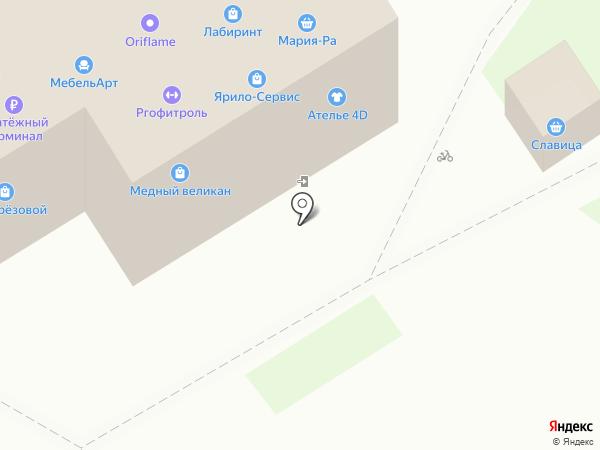 tianDe на карте Бердска
