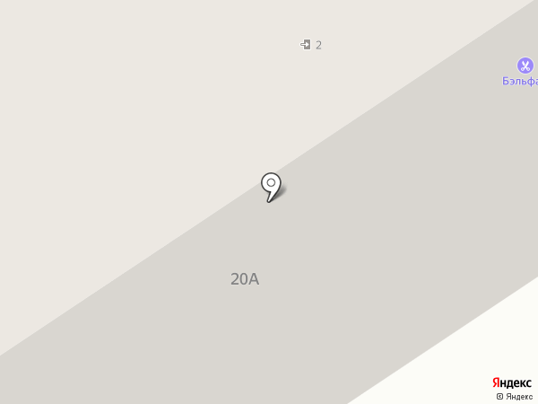 Сервис Принт на карте Бердска