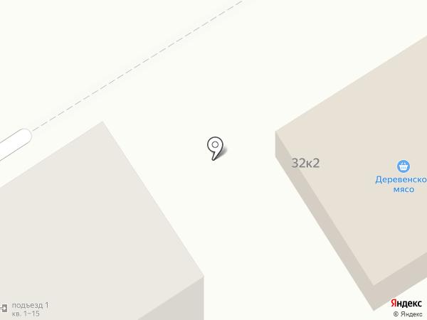 Дон-Бекон на карте Бердска