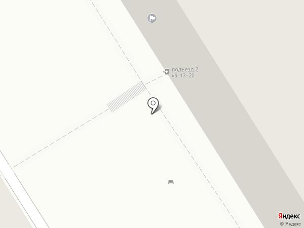 Комплексный центр социального обслуживания населения, МБУ на карте Бердска
