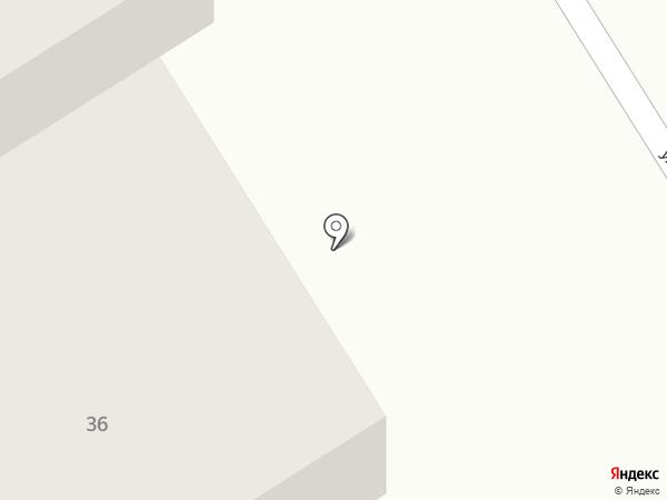 АвтоБаня на карте Бердска