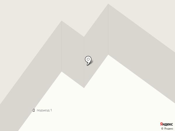 Изумрудный, ТСЖ на карте Бердска