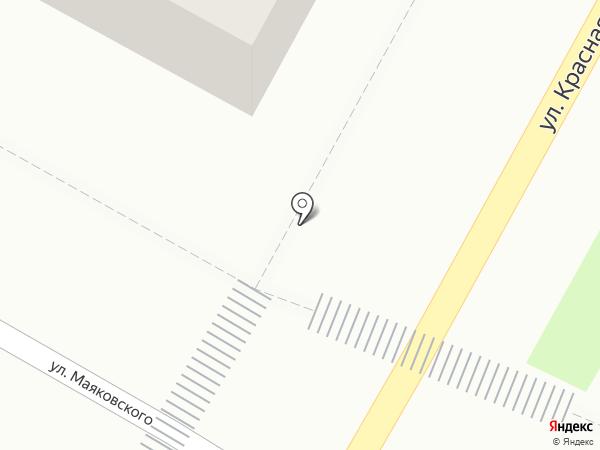 АРТ-СТРОЙ на карте Бердска
