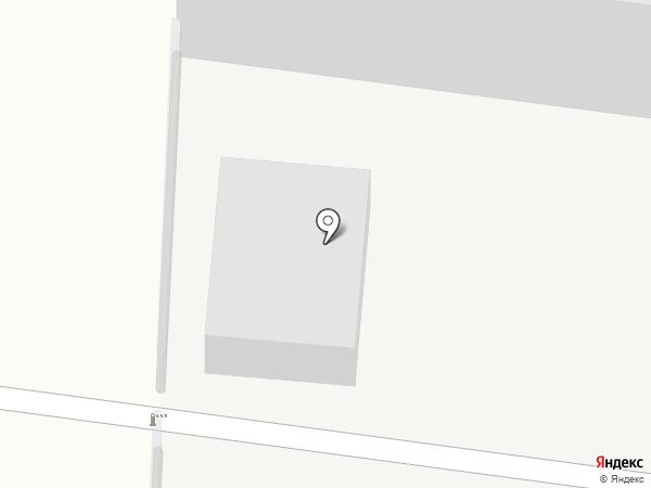 Норинга на карте Бердска