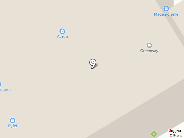 ModaKos на карте Бердска