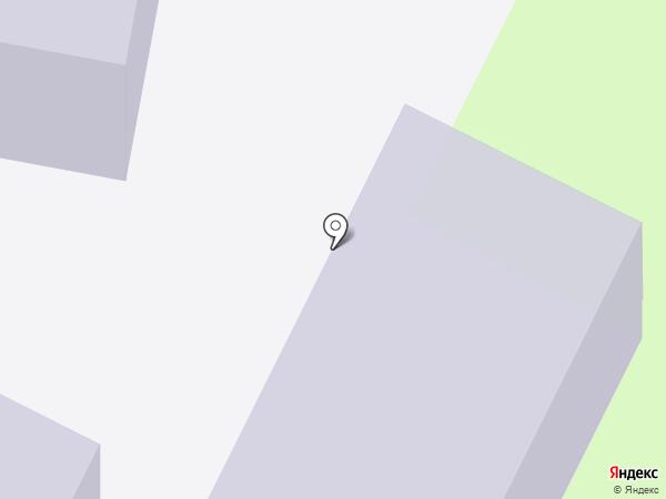 ДАРС на карте Бердска