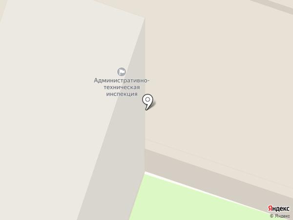 ЛИНИЯ ЗАЩИТЫ на карте Новосибирска