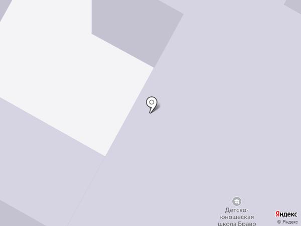 Средняя общеобразовательная школа №3 на карте Бердска