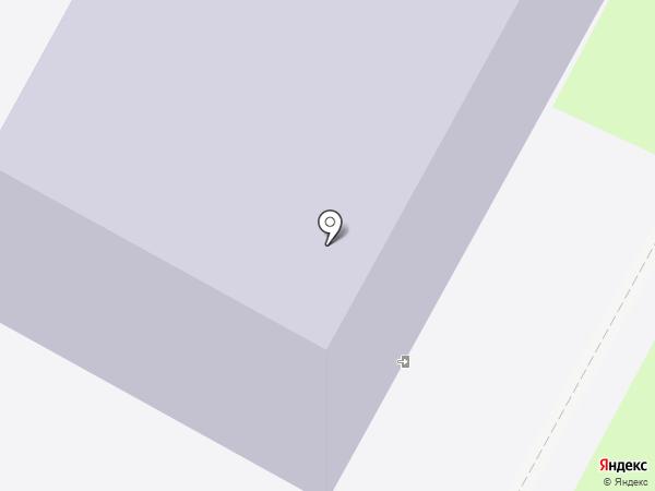 Пеликан на карте Бердска
