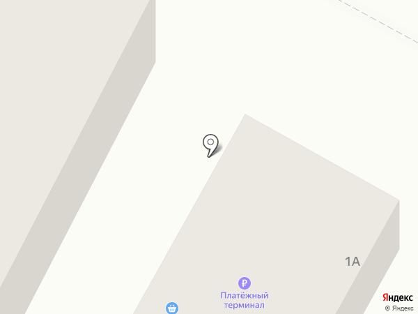 Деалинг на карте Бердска