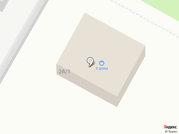 У Дома на карте Бердска