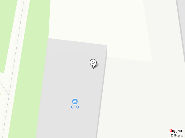 СТО на карте Бердска