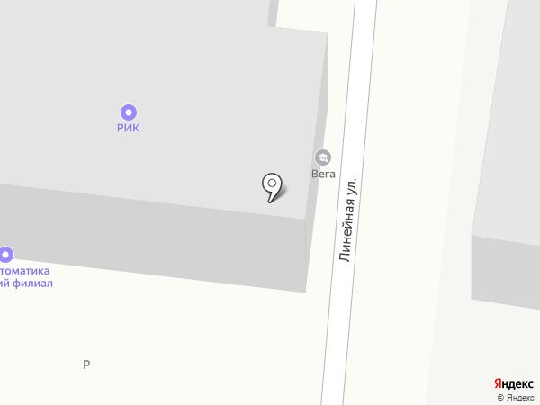 ТриС на карте Бердска
