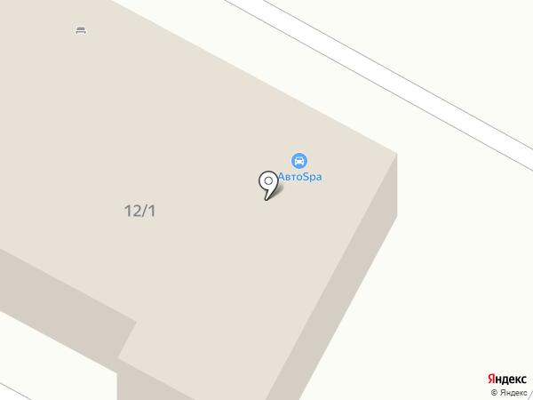 Русский фейерверк на карте Бердска