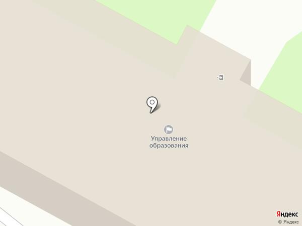 Центр развития образования, МБУ на карте Бердска
