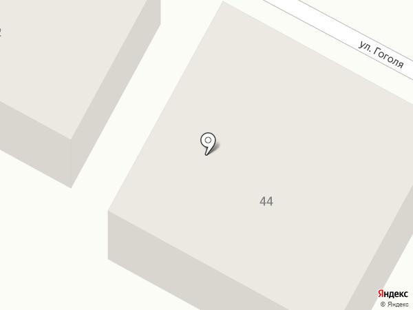 Фирма на карте Бердска