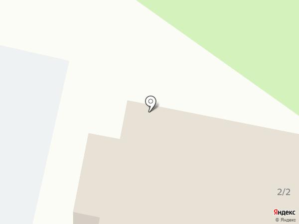ФЛОРА на карте Бердска