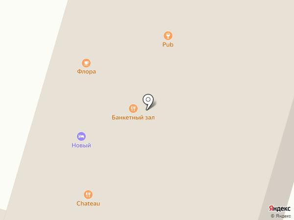 Комплекс Новый на карте Бердска