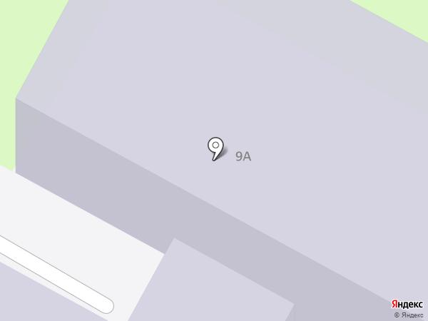 Берегиня на карте Бердска
