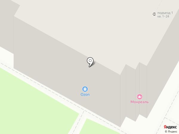 Магазин сантехники на карте Бердска