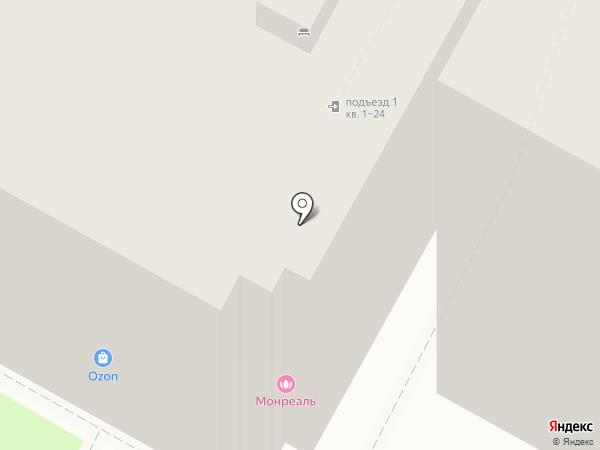 Студия красоты Аллы Захаровой на карте Бердска