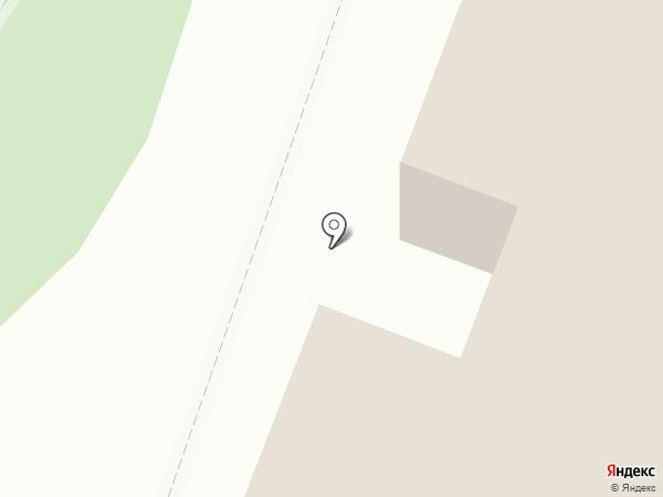 ФК Лидер на карте Новосибирска