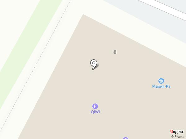 Роман на карте Бердска