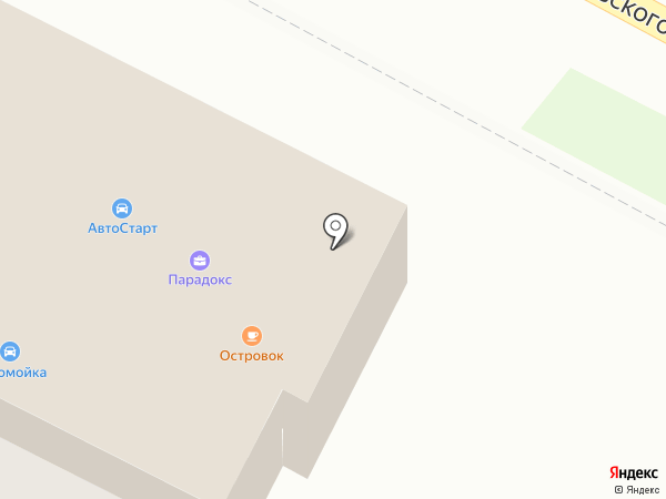 АвтоСтарт на карте Бердска