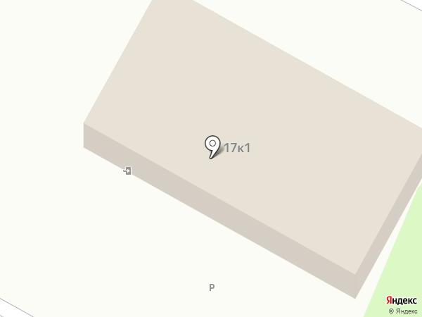 Магазин мяса на карте Бердска