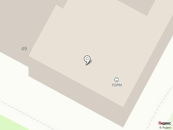 Межрайонная инспекция Федеральной налоговой службы России №3 по Новосибирской области на карте Бердска