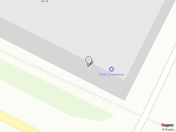 Элисар на карте Бердска