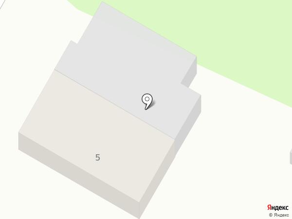 Фрейя на карте Бердска