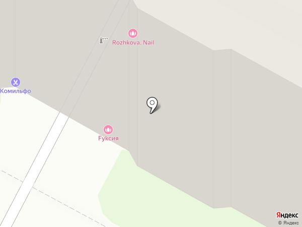 Комильфо на карте Бердска